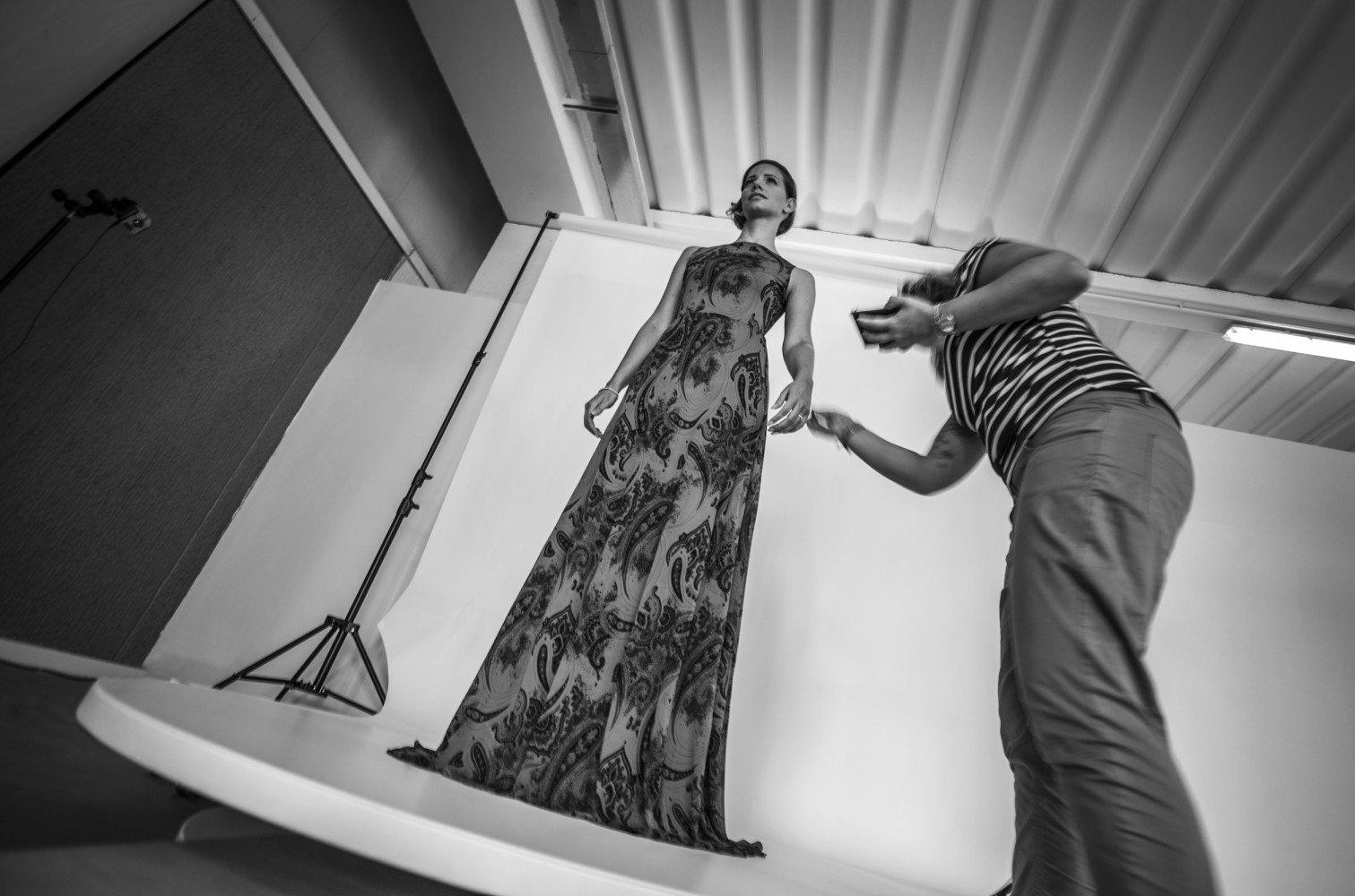 Uno Shooting su HSL Fashion