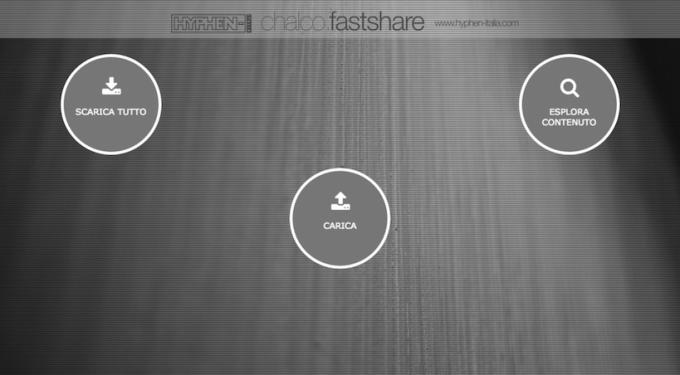 Chalco FastShare, per un file sharing veloce e in totale sicurezza