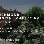 Grove Hotel - Location del Richmond Digital Marketing Forum