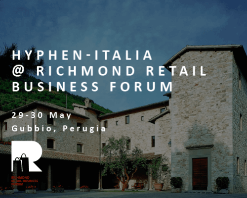 Hyphen-Italia al Richmond Retail Business Forum