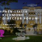 Hyphen-Italia @ Richmond IT Director Forum 2018