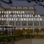 Hyphen-Italia @ CEO Roundtable on Corporate Innovation