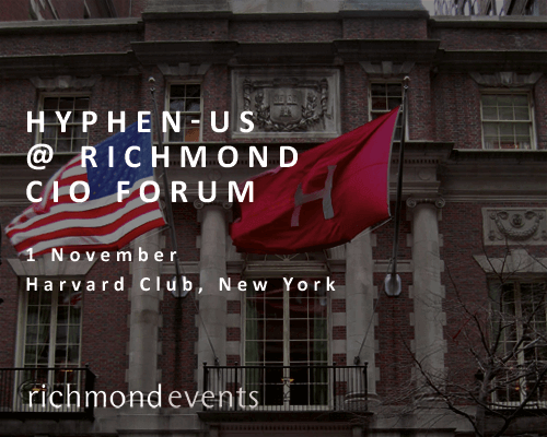 Hyphen-US al Richmond CIO Forum