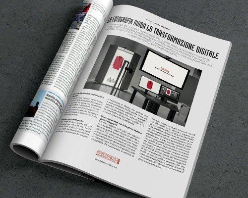 Intervista a Stefano Righetti. La fotografia guida la trasformazione digitale.